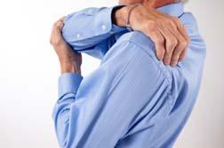The best ways for shoulder bursitis pain relief