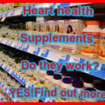 Best supplements heart health