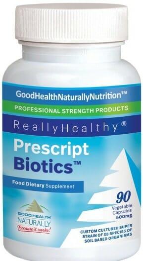Probiotic gut health