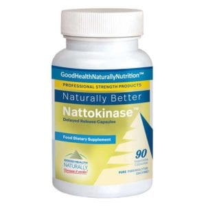 Nattokinase supplement