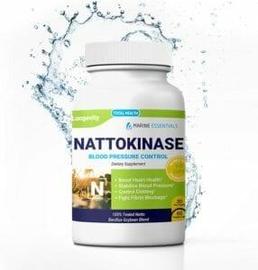 Marine essentials Nattokinase