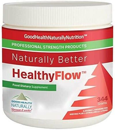 Benefits l arginine supplement
