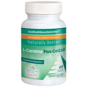 L- carnitine coq10