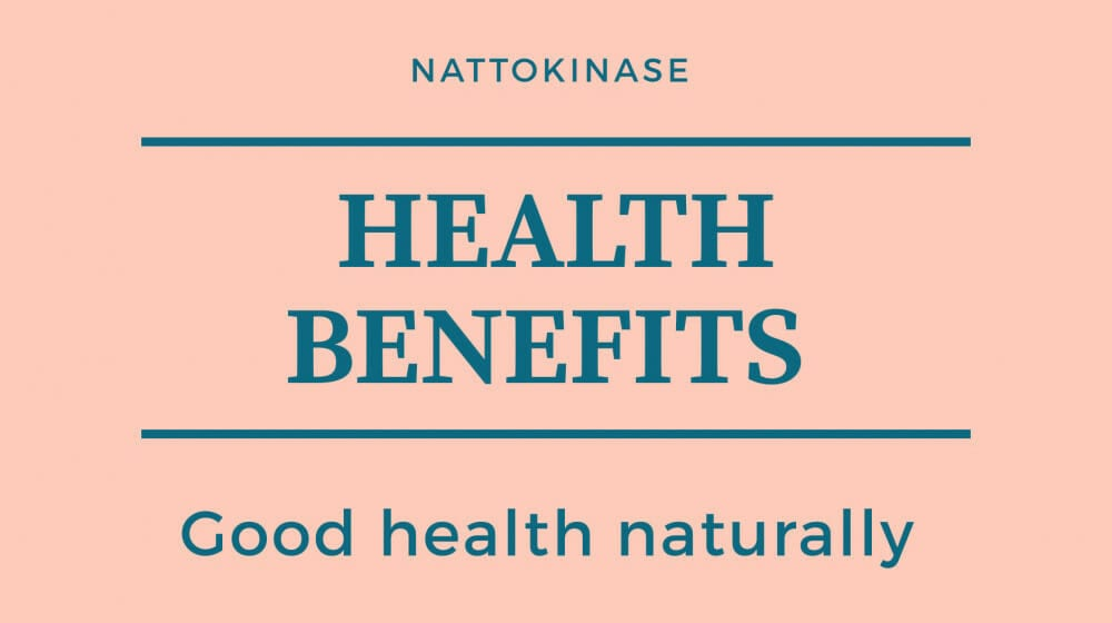 Nattokinase in the UK health benefits
