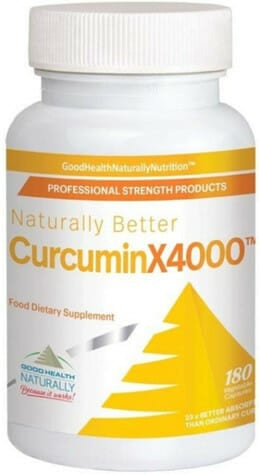 Curcumin 4000x