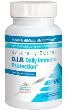 D.I.P. Daily immune protection