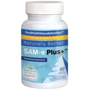 Sam e plus eliminate inflammation from the body