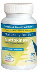 What is Nattokinase for