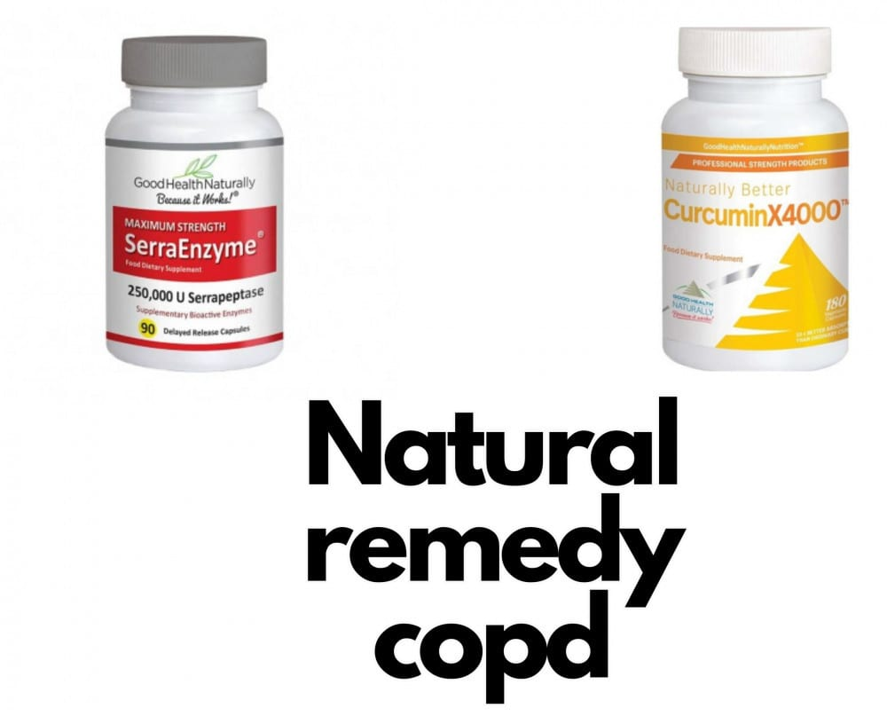 Natural remedy COPD
