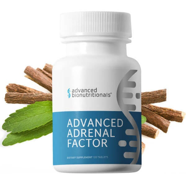 Advanced adrenal factor what's the best supplement for adrenal fatigue