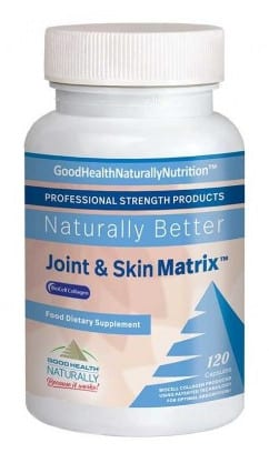 Joint and skin martix What's the best supplement for joint pain