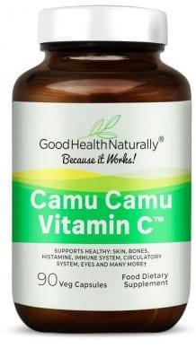 Vitamin c camu camu