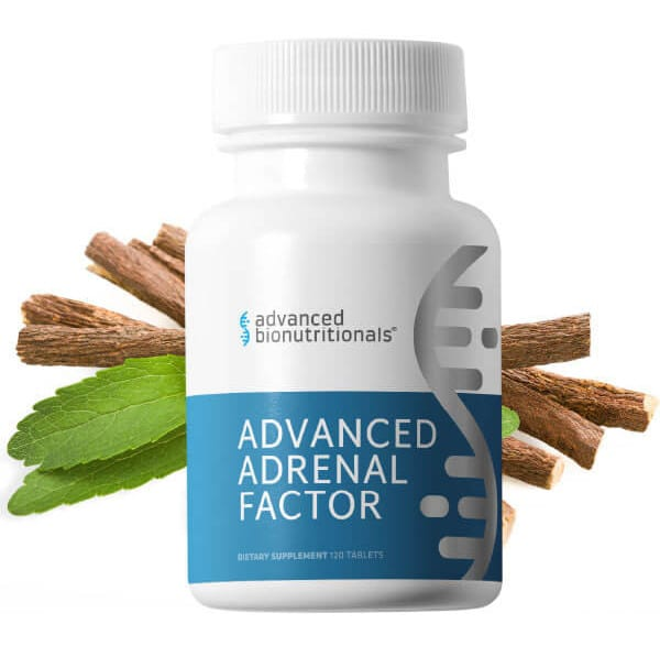 Advanced adrenal fatigue factor