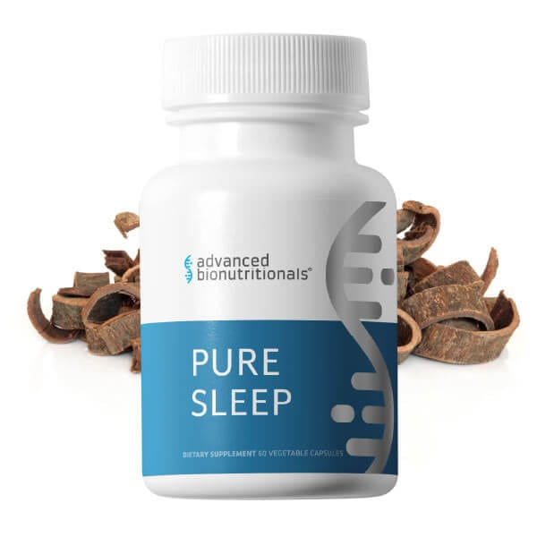 Advanced bionutritionals pure sleep