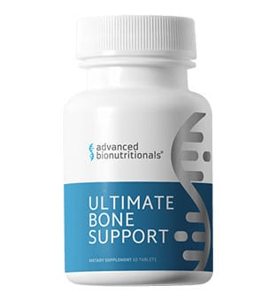 Ultimate bone support Advanced bionutritionals
