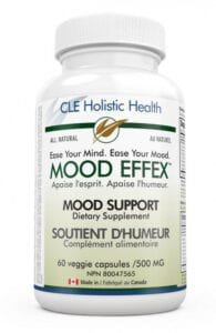 Mood Effex herbal supplement for depression
