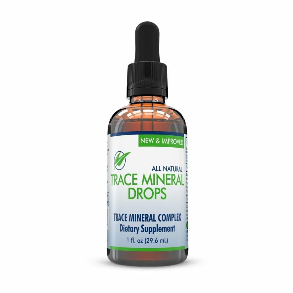 Best herbal supplements cle mineral drops
