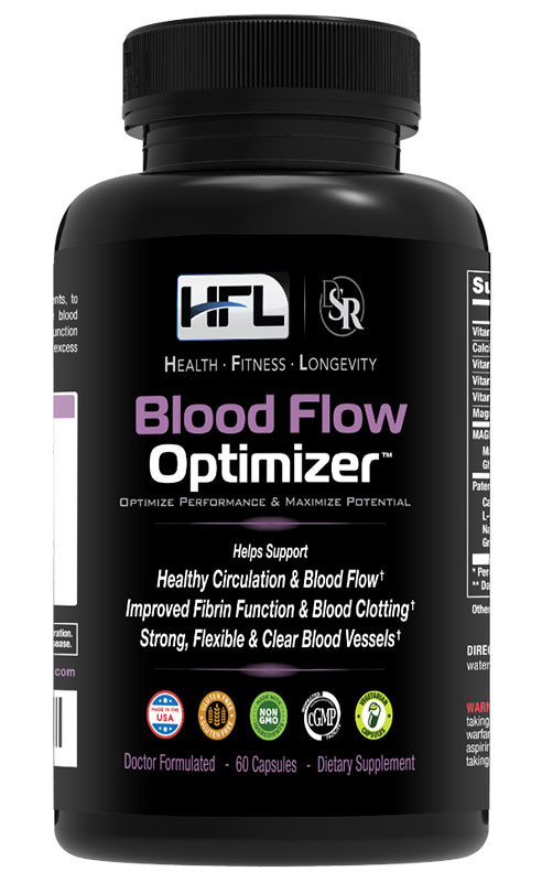 Best supplements for blood flow blood flow Optimizer