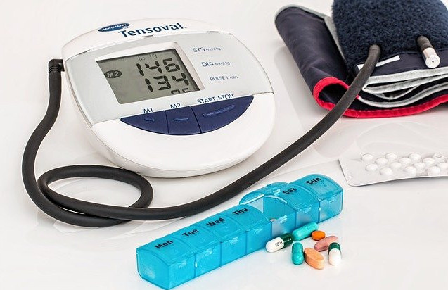 Get rid of high blood pressure monitor