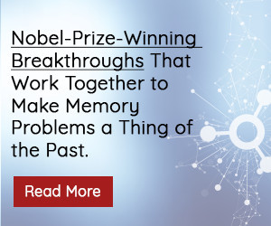 What memory supplements Nobel prize winning breakthrough