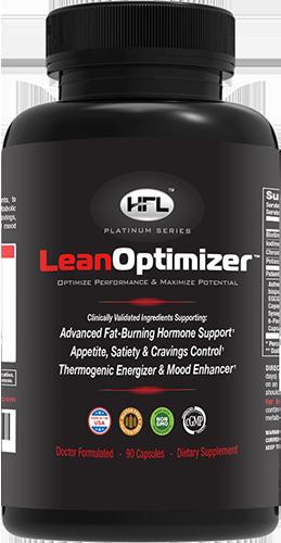 Natural weight loss pills lean Optimizer