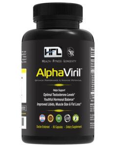 Dr Sam Robbins Alphaviril