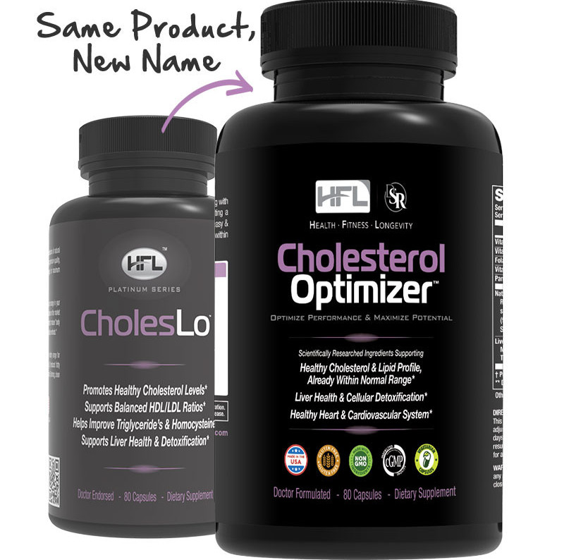 What is cholesterol Optimizer