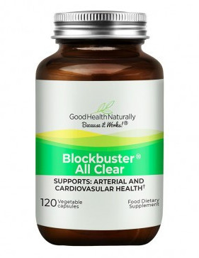 Blockbuster allclear how can you remove plaque in arteries