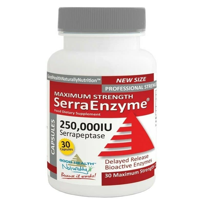 Serrapeptase-The Miracle Enzyme